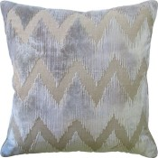 watersedge grey pillow