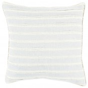 surya willow pale blue pillow