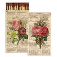 romantic rose matches