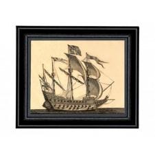 1578 british ship of war