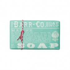 barr-co. shea butter & olive oil bar soap in marine