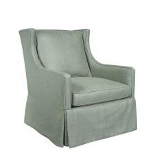 emerald swivel chair