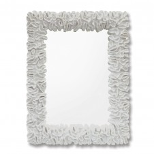 palecek broach coral mirror