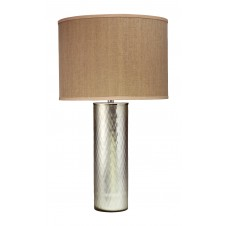 jamie young gossamer table lamp w/ drum shade