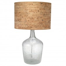 jamie young medium plum jar table lamp w/ classic drum shade