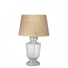 jamie young small lafitte table lamp w/ medium open cone shade