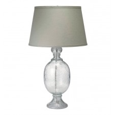 jamie young small st. charles table lamp w/ medium open cone shade