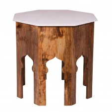 large atlas side table
