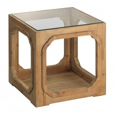 moon lake side table
