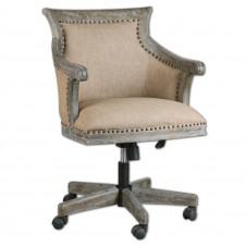 uttermost kimalina desk chair