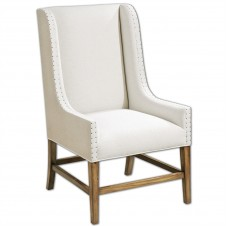 uttermost dalma wing chair