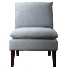 uttermost jascha armless chair
