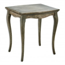 uttermost gabri side table