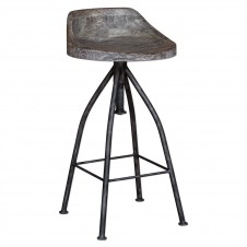 uttermost kairu bar stool