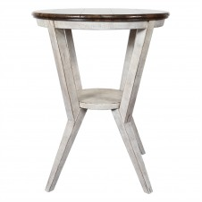 uttermost delino side table