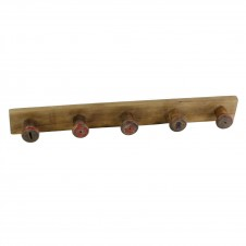 homart piper wood spool peg rail