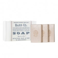 barr-co. original scent 3 piece soap gift set