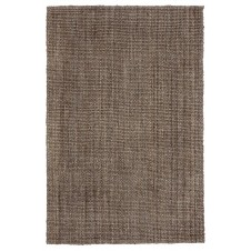 chunky loop rug, grey