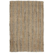 boucle rug, natural/grey