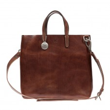 will leather goods douglas tote