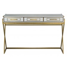currey & company regency console table
