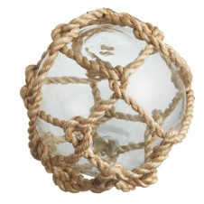 glass & jute float