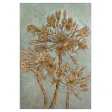 uttermost golden leaves art
