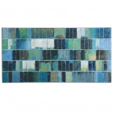 uttermost glass tiles art