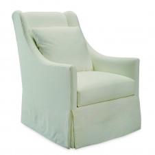 pearl swivel chair