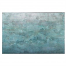 uttermost frosted landscape art