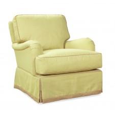 aliso skirted chair