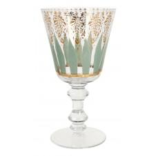 aquarius metallic goblet