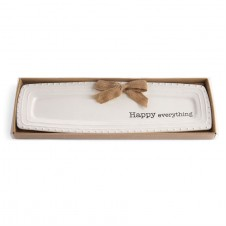 mud pie happy everything tray