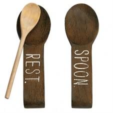 mud pie bistro spoon rest