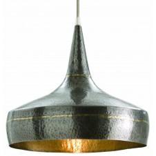 arteriors mason wide pendant lamp