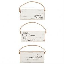 mud pie home door signs