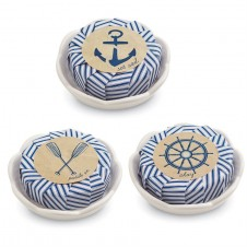 nautical soap dish set