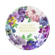 collect beautiful moments round mini tray