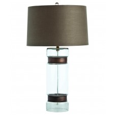 arteriors garrison cylinder table lamp