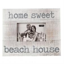 mud pie home sweet beach house frame