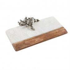 mud pie turtle marble cutting board
