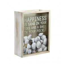 mud pie happiness shell holder