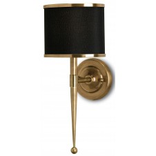 currey & company primo wall sconce