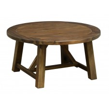 sydney round coffee table