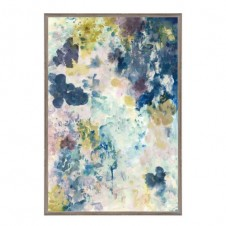 blue cloud giclee