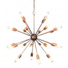 alanya starburst chandelier