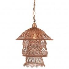 jamie young brocade pagoda pendant