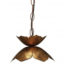 jamie young small flowering lotus pendant