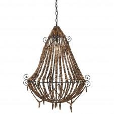 jamie young tulum chandelier