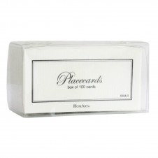homart box of 100 place cards